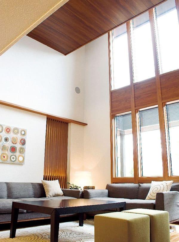 ハーモシーリング(天井板張り)